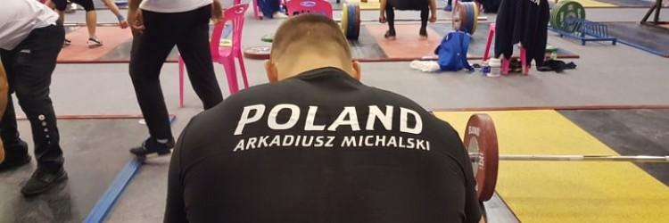 Arkadiusz Michalski 8 , Kinga Kaczmarczyk 17. Trener Ryszard Szewczyk rekordzistą świata?